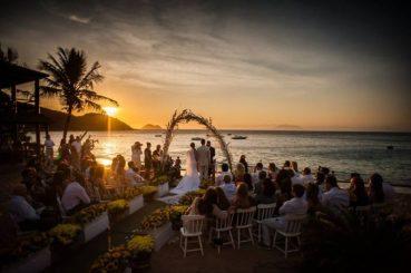 Qual melhor horário para o casamento? Feira da Noiva