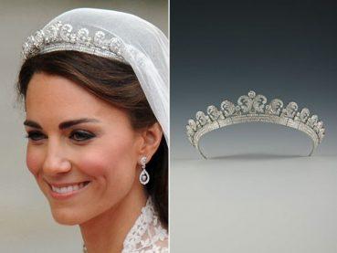Como escolher tiaras ou coroas para noivas