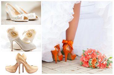Onde comprar vestidos e sapatos da noiva?