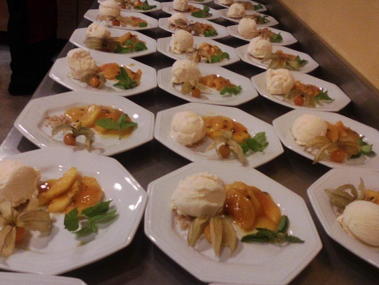 Cardápio vegetariano para casamentos