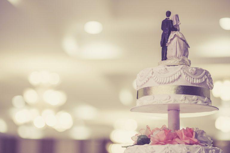 Tudo sobre o bolo de casamento