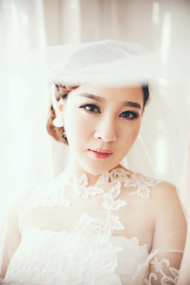 Maquiagem para noivas orientais