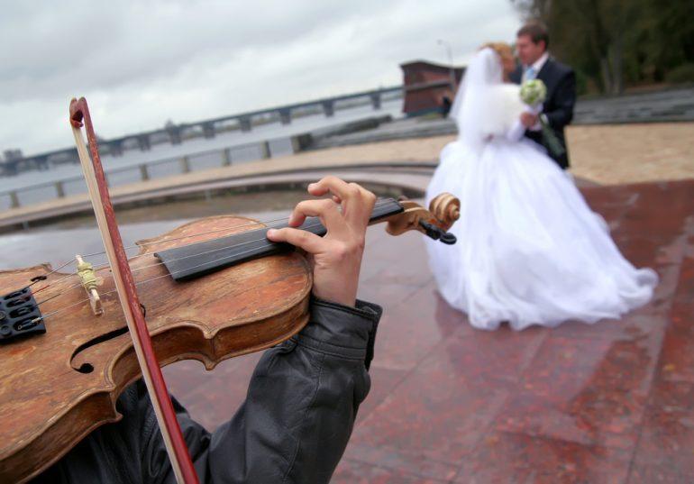 Check list para as músicas do casamento