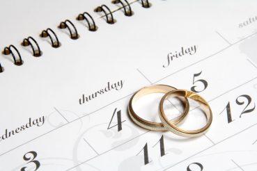 Como escolher a melhor data para o seu casamento? Saiba aqui!