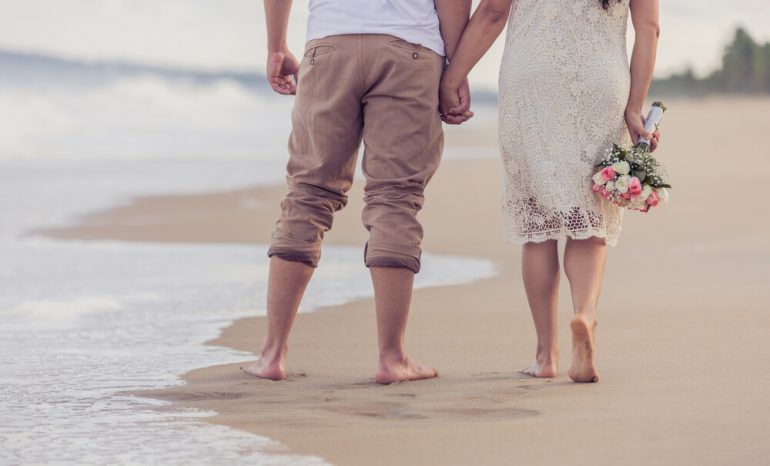 Descubra novas cores para vestido de noiva
