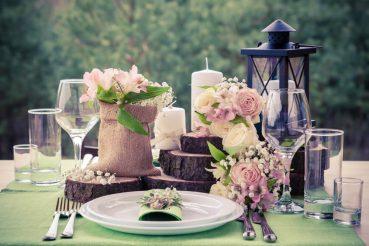 Os 8 passos para a escolha da decoração do seu casamento