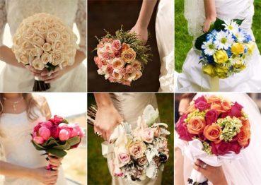 Buquê de noiva: saiba como escolher o arranjo certo pra você!