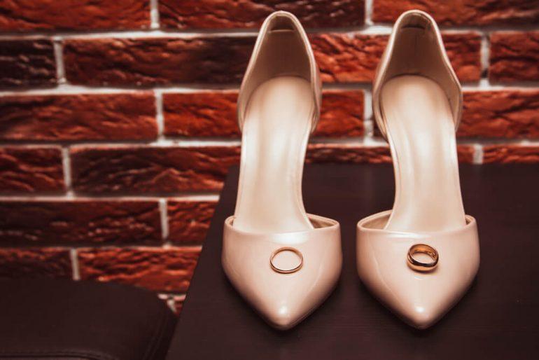 Sapatos para noivas: 6 dicas para escolher o modelo perfeito para você!