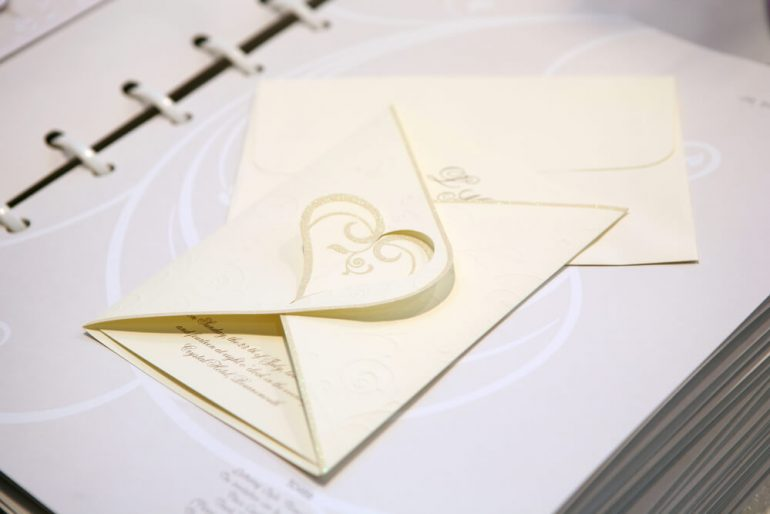 7 dicas para elaborar o convite de casamento dos seus sonhos