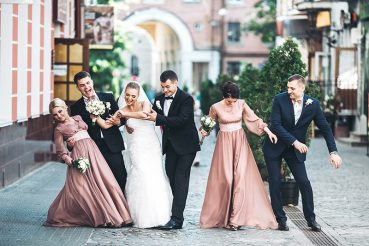 Saiba como escolher o vestido perfeito para as madrinhas!