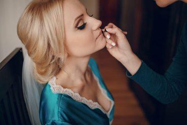 8 tendências de maquiagem para noivas que você precisa conhecer