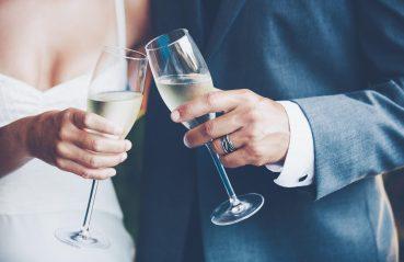 Saiba como calcular a quantidade de bebidas para uma festa de casamento