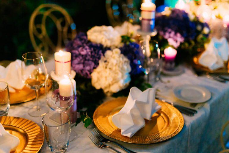 Shabby chic: tendência de decoração de casamento